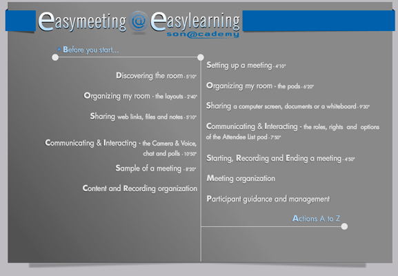 Easymeeting Easylearning